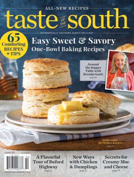 Taste of The South November 24, 2020 00:00