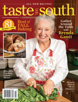 Taste of The South October 2021