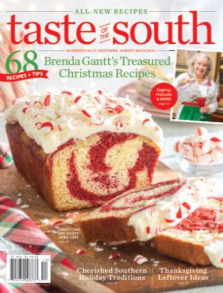 Taste of The South Nov/Dec 2021