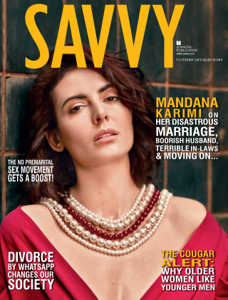 SAVVY FEB MAR 2019