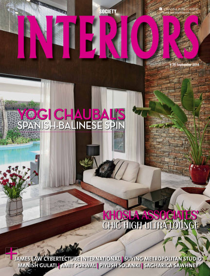 SOCIETY INTERIORS August 29, 2014 00:00