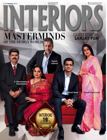 SOCIETY INTERIORS January 14, 2015 00:00