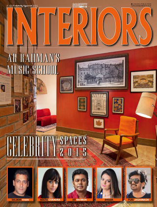 SOCIETY INTERIORS Celebrity Special