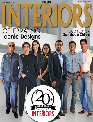 SOCIETY INTERIORS January 2016