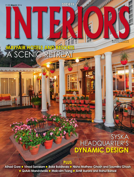 SOCIETY INTERIORS March 15, 2016 00:00