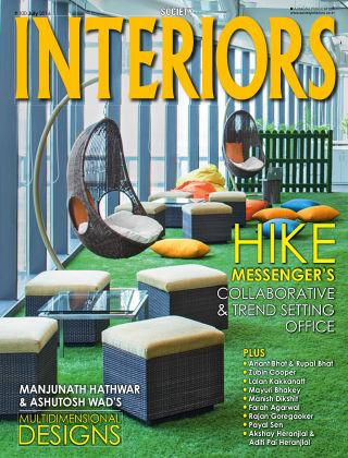 SOCIETY INTERIORS July 2016