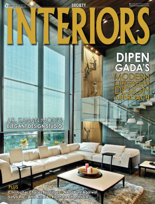 SOCIETY INTERIORS August 2016