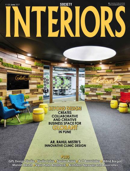 SOCIETY INTERIORS June 06, 2017 00:00