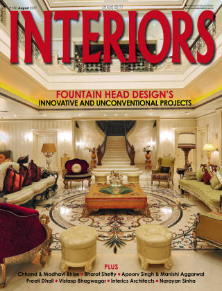 SOCIETY INTERIORS August 2017