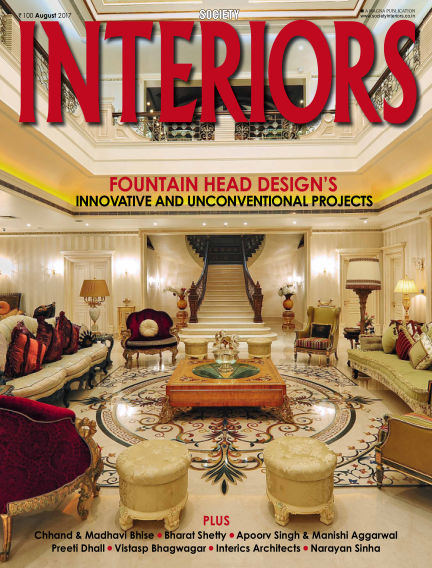 SOCIETY INTERIORS August 17, 2017 00:00