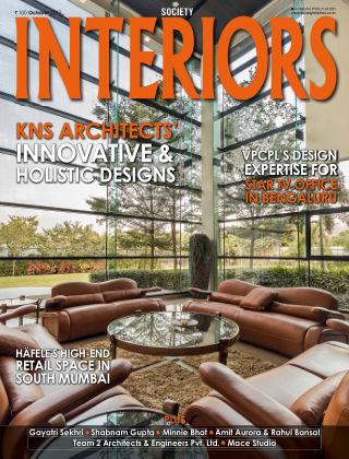 SOCIETY INTERIORS October 2017