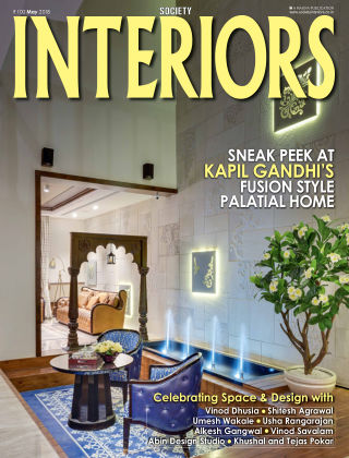 SOCIETY INTERIORS MAY 2018