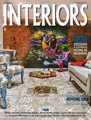 SOCIETY INTERIORS JULY 2018