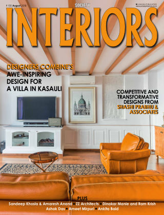 SOCIETY INTERIORS AUGUST 2018