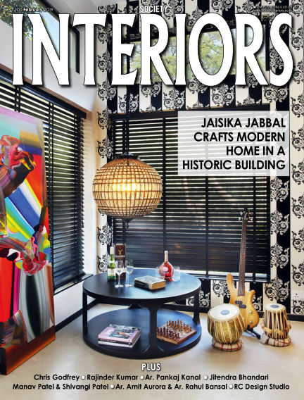 SOCIETY INTERIORS March 15, 2019 00:00