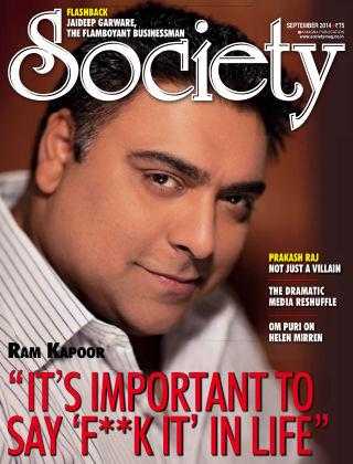 SOCIETY September 2014