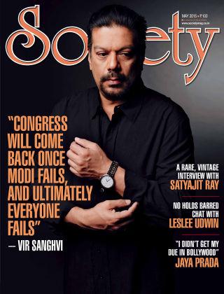 SOCIETY May 2015