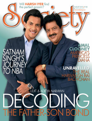 SOCIETY August 2015