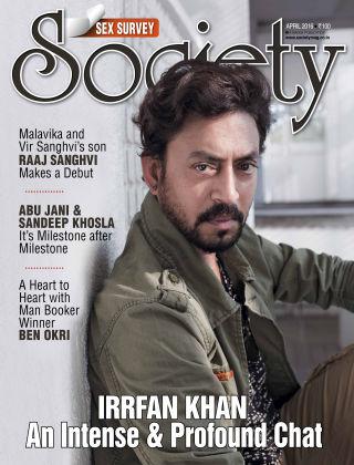 SOCIETY April 2016
