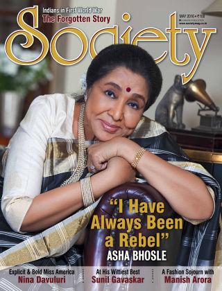 SOCIETY May 2016