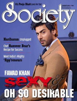 SOCIETY August 2016