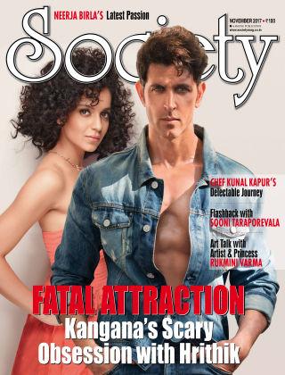 SOCIETY NOVEMBER 2017