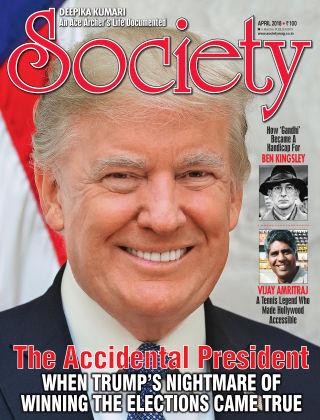 SOCIETY April 2018