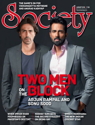 SOCIETY AUGUST 2018