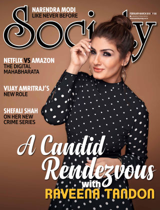 SOCIETY FEB MAR ISSUE