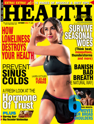HEALTH & NUTRITION October 2014