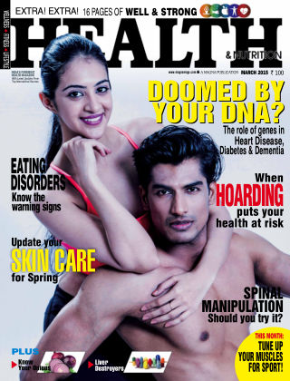 HEALTH & NUTRITION March 2015