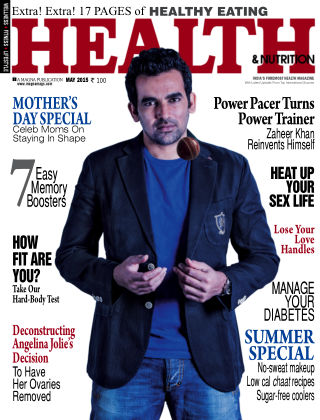 HEALTH & NUTRITION May 2015