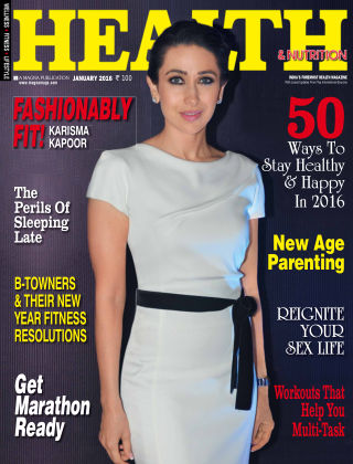 HEALTH & NUTRITION January 2016
