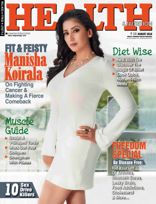 HEALTH & NUTRITION AUGUST 2018