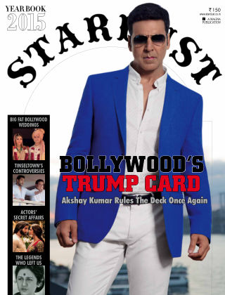 STARDUST SPECIAL ISSUE Year Book 2015