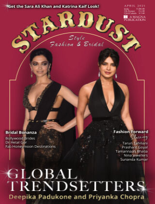 Stardust - Style, Fashion & Bridal April 2021