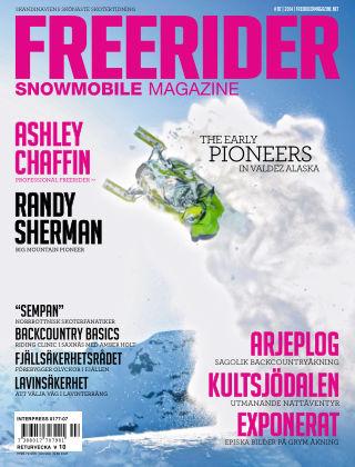 Freerider snowmobile magazine 2014-11-20