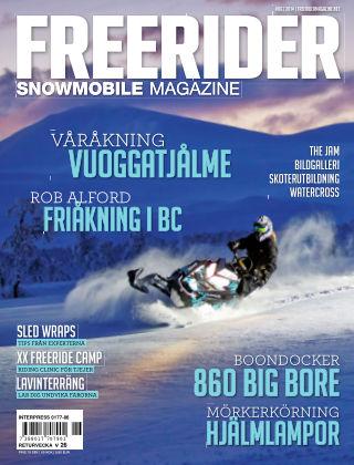 Freerider snowmobile magazine 2014-03-18