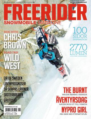 Freerider snowmobile magazine 2015-03-16
