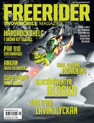 Freerider snowmobile magazine 2013-11-01