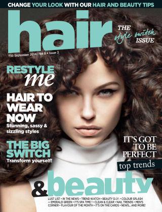 Hair September 2014