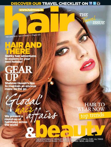 Hair June 08, 2015 00:00