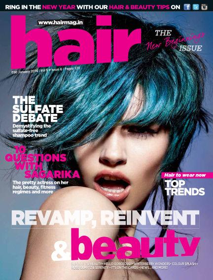 Hair January 06, 2016 00:00