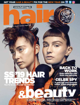 Hair January 2019
