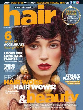 Hair April 2019