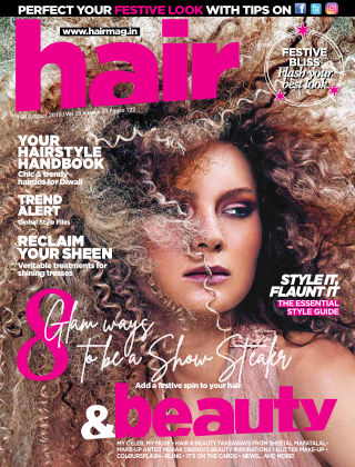 Hair October 2019