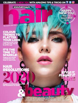 Hair January 2020