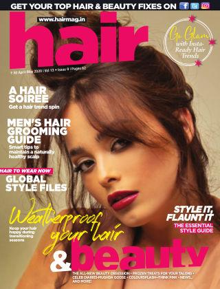 Hair April - May 2020