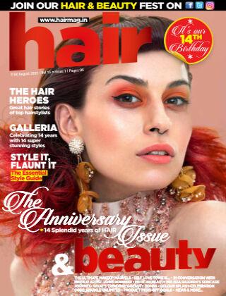 Hair Aug 2021