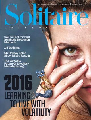 Solitaire International January 2016
